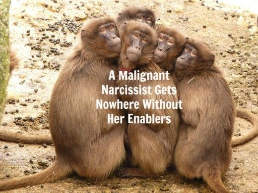 Every narcissist relies on their flying monkeys in order to prop up their delusion (which would otherwise come crashing down like the house of cards it is) ... & Estrangement Diaries: A Recovery Journal: Flying monkeys. Because ... azcodes.com