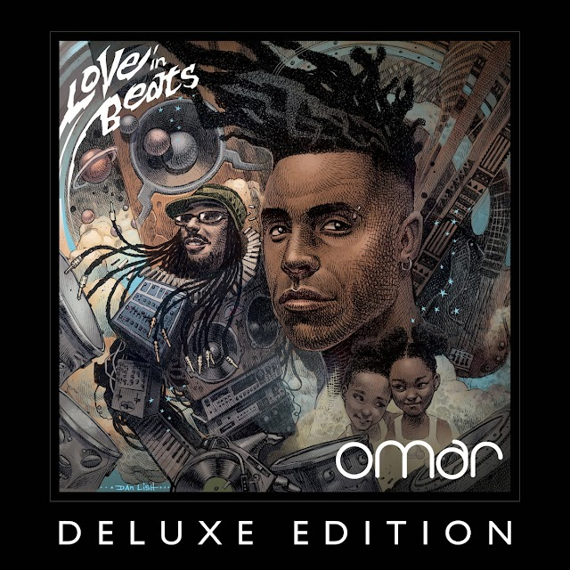 """Listen to """"Love In Beats"""" album by Omar on Bandcamp"""