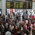 Πάνω από 1 δις ευρώ οι τουριστικές εισπράξεις στο πρώτο τετράμηνο του έτους