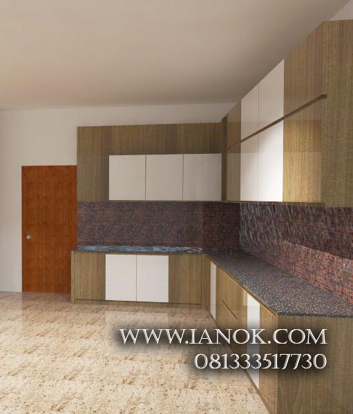 desain kitchen set surabaya sidoarjo mojokerto gresik