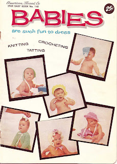 Star Book 148, Babies are  such fun to dress, American Thread Co