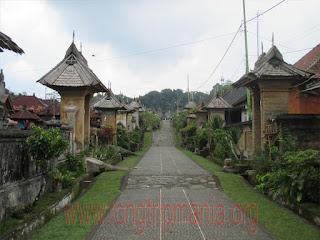 Inilah 100 Desa Wisata Unik Yang Ada Di Bali