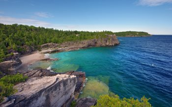 Wallpaper: Indian Head Cove