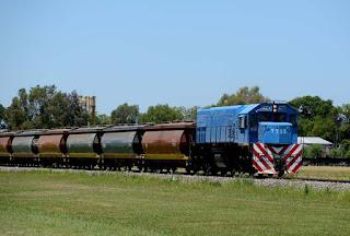 Avanzan la reconstrucción ferroviaria en el Norte del País