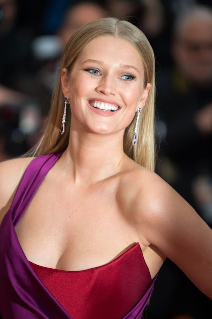 """Toni Garrn – """"The Best Years of a Life"""" Red Carpet at 72nd Cannes Film Festival 05/18/2019"""