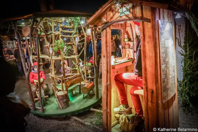 Spitalgarten Christmas Market European Christmas Markets Danube River