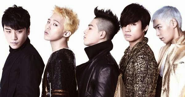 Foto Personil Big Bang