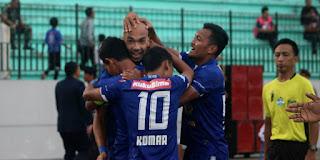 Tak Ada Pemain Bintang, Arema FC Tetap Waspadai Skuat PSIS