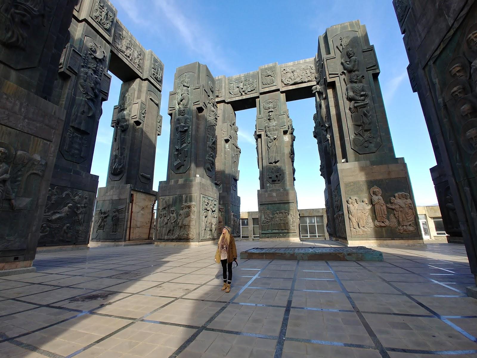 Nieznane atrakcje Tbilisi - Kronika Gruzji