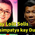 "Lolit Solis Supports Pres. Duterte's War on Drugs: ""Mawala Lang ang Drugs Sure Ako Tatahimik na Tayo"""