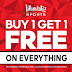 Lillywhites Kuwait - Buy 1 get 1 free on everything