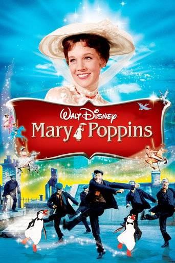Mary Poppins (1964) ΜΕΤΑΓΛΩΤΙΣΜΕΝΟ ταινιες online seires xrysoi greek subs