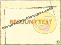Contoh Recount Text Pendek Bahasa Inggris Gudang Info Gudang