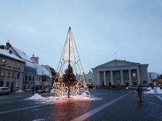Natale a Vilnius