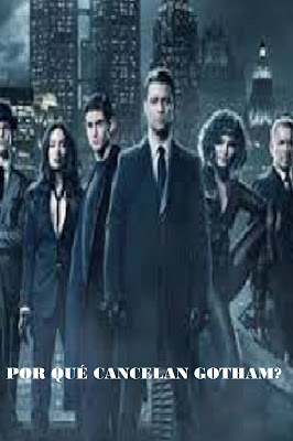 Selina, Bruce y James Gordon en Gotham 5x10