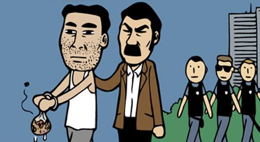 Lee Chul (bộ mới) phần 76: Tội phạm có tâm