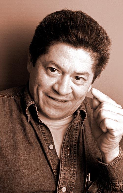 Ricardo Aricapa, fotografía de: Jairo Ruiz Sanabria