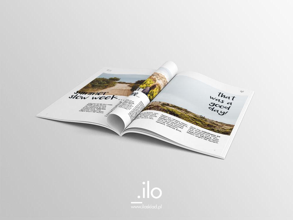 Rozkładówka magazynu