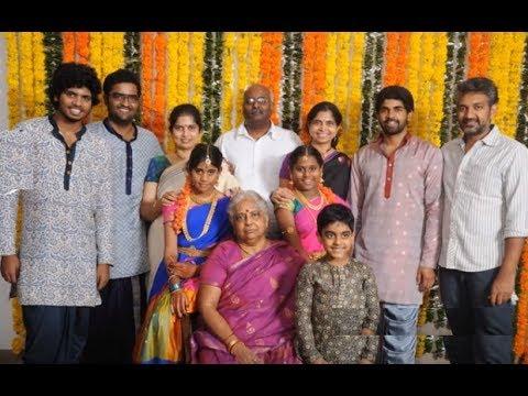 Rajamouli-Daughter-Mayukha-Half-Saree-Function1