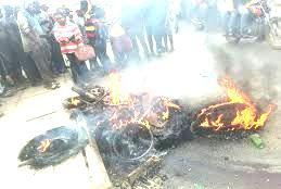 Man Burnt to Death In Calabar South