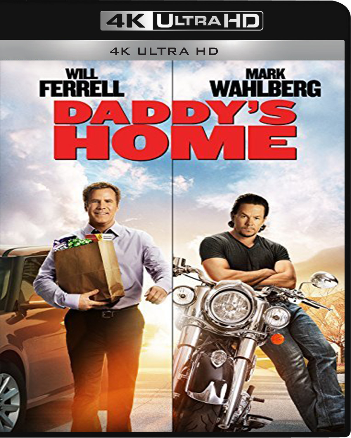 Daddy's Home [2015] [UHD] [2160p] [Latino]