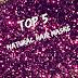 Top 5: Natural hair masks   Top 5: Prirodnih maski za kosu