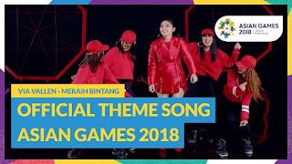 Via Vallen - Meraih Bintang (Theme Song Asian Games 2018)