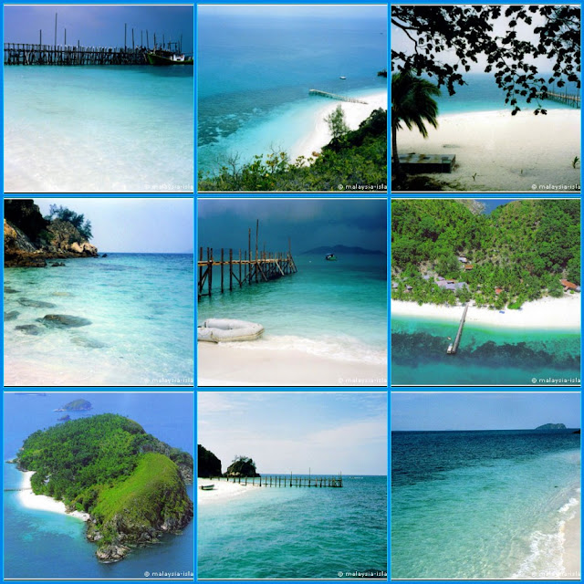 Malaysia Beaches: The Jade Lotus : Blogger Dream Spot -Tioman Island Malaysia