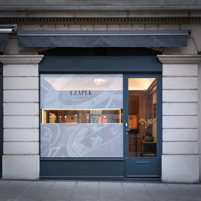 Czapek & Cie. opens its first boutique in Geneva