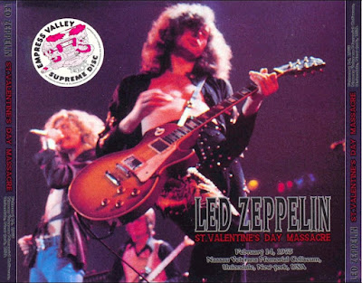 1975.02.14 Led Zeppelin Uniondale NY St. Valentine's Day Massacre (SoundBoard)
