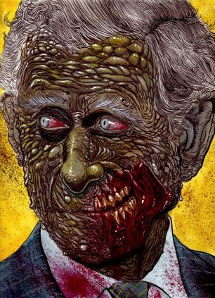Royal Zombies |The Odd Blogg