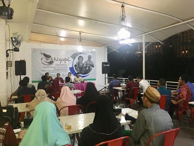 Demi Kemajuan Indonesia Harus Lakukan Revolusi Pendidikan 4.0