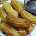 Homemade Churros Paling Simple