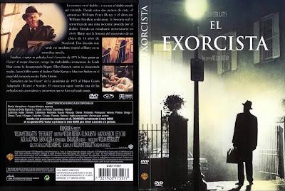 Caratula, cover, dvd: El exorcista   1973   The Exorcist