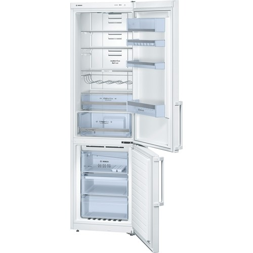 Bosch KGN39XW32G: Our review Fride-Freezer - Fridge Freezer