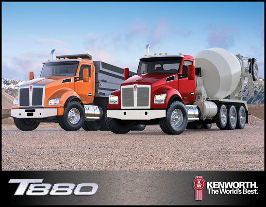 2019 Kenworth T880 Brochure