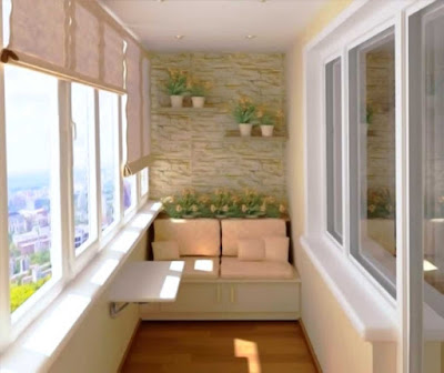 SMALL BALCONY PLANNING AND IDEAS