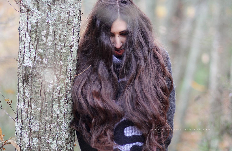 astuces cheveux longs au naturel