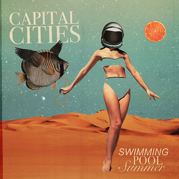 Capital Cities - Girl Friday (feat. Rick Ross) - Single Cover