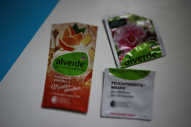 hydratačná maska Alverde