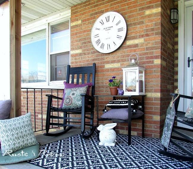 Spring Porch & Patio Decor