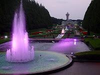 真夏の夜のファンタジア2018~噴水広場ライトアップ~