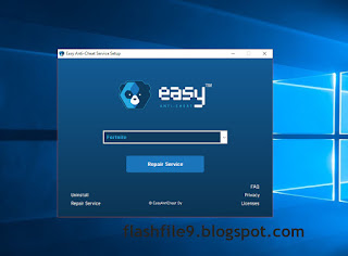 hi friends this post i will share with you how you can solve popular pc online game fortnite easyanticheat not installed problem. At First Download This Software Easyanticheat below. after install you will see inside this zip folder a exe file. run this file.