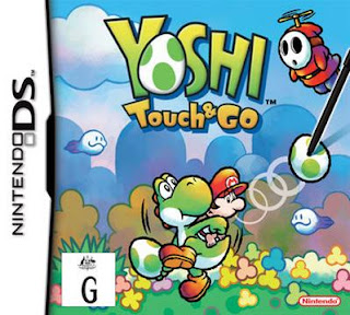 Yoshi Touch and Go, NDS, Español, Mega, Mediafire