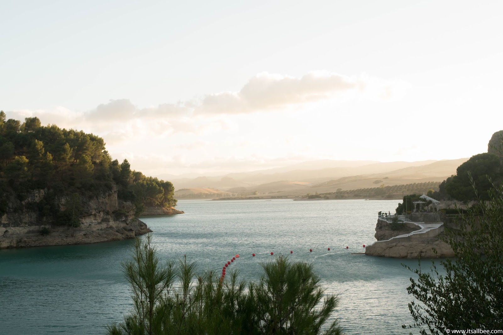 El Chorro Malaga | The Best Spot To Watch The Sunset In Andalucia