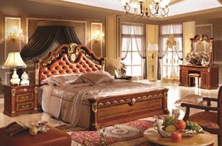 Các mẫu giường ngủ cổ điển