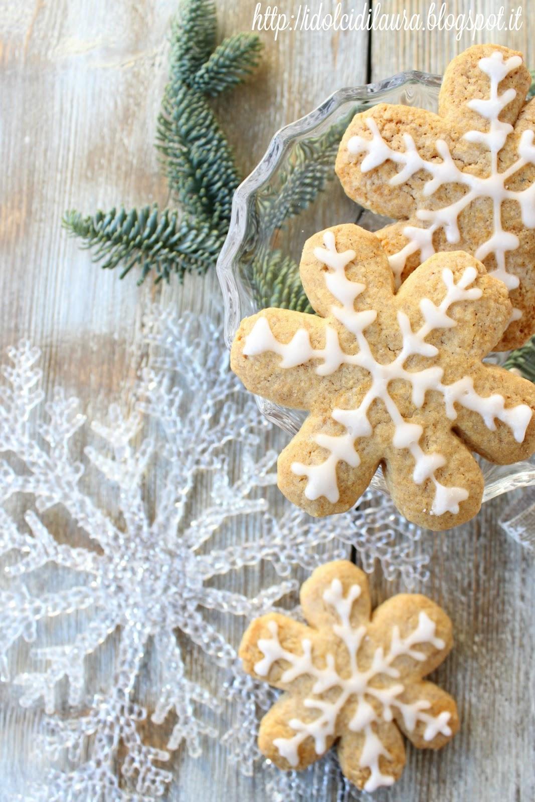 Biscotti Di Natale 1 Uovo.I Dolci Di Laura Biscotti Di Pan Di Zenzero E Buon Natale
