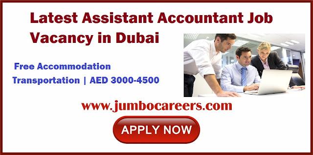 accounts jobs dubai, Accountant jobs Dubai