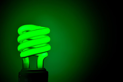 City Lighting Products suggest green light bulbs could be an easy addition to St. Patrick's Day decor lighting