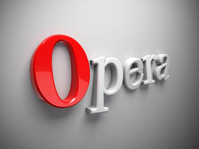 opera vpn settings